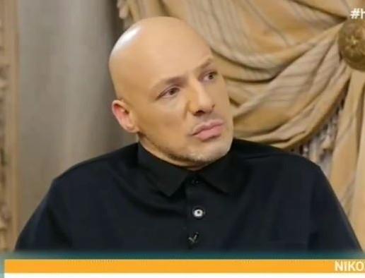 Νίκος Μουτσινάς: