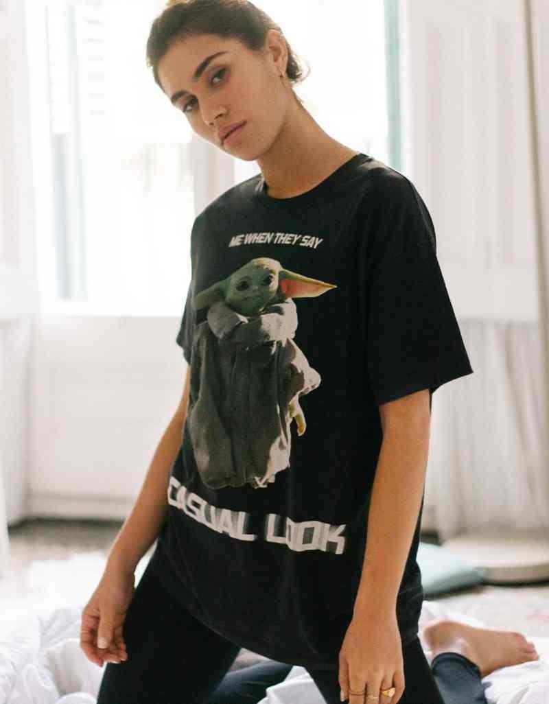 Bershka μπλούζα starwars