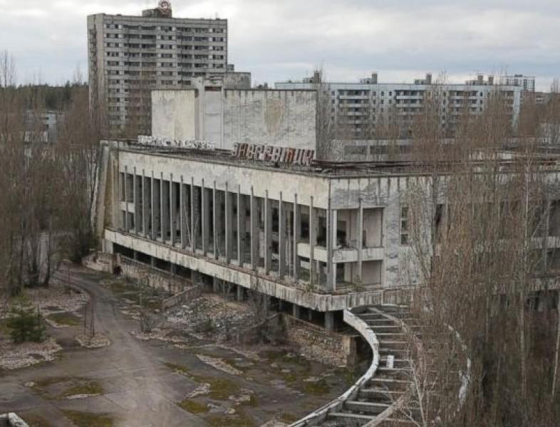 Σοκ! Ξέσπασε φωτιά στο Τσερνόμπιλ - Αυξήθηκε η ραδιενέργεια