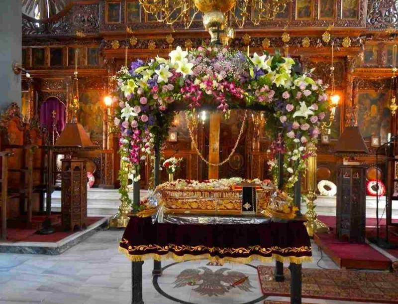 Αυτές τις μέρες θα ανοίξουν οι εκκλησίες κατά τη Μεγάλη Βδομάδα
