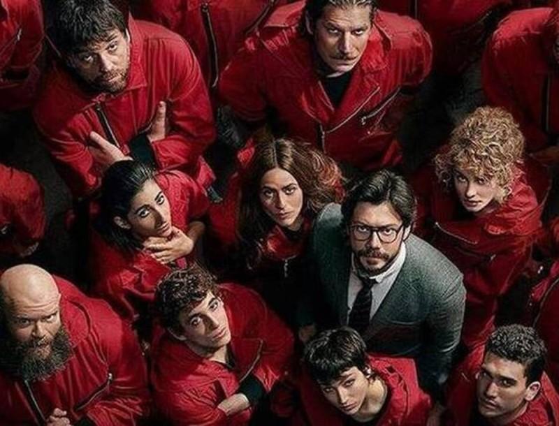 Σε σχέση ηθοποιοί από το La Casa De papel - Φωτογραφίες ντοκουμέντο