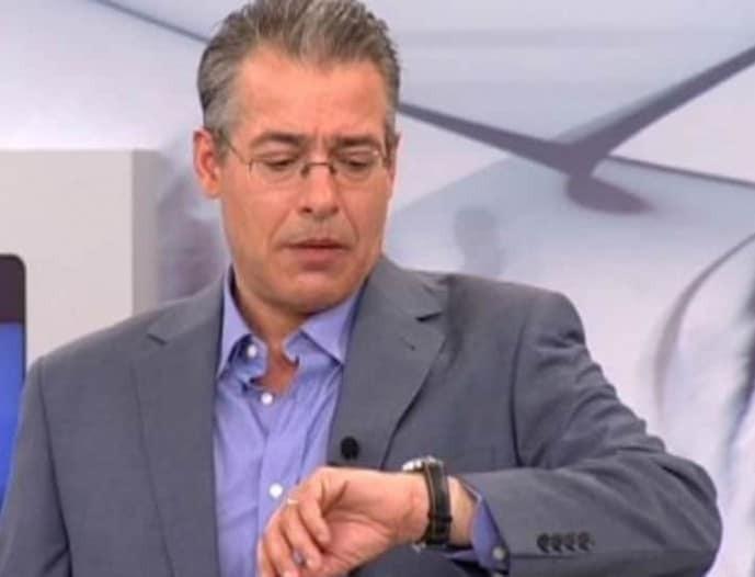 Νίκος Μάνεσης: Απαράδεκτη η συμπεριφορά του παρουσιαστή!