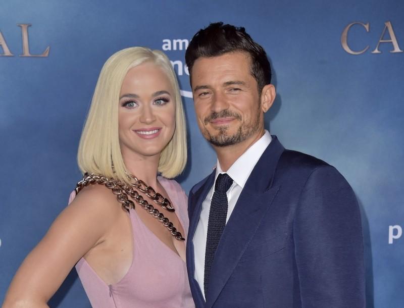 Η Katy Perry αποκάλυψε το φύλο του μωρού της