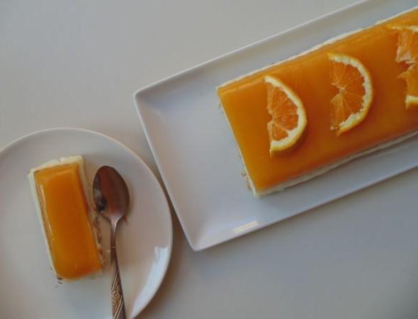 Λατρεύεις το πορτοκάλι; Πρέπει να δοκιμάσεις αυτό το γλυκό ψυγείου