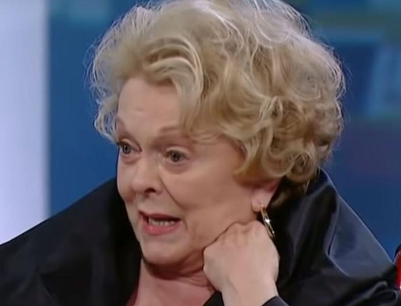 Θρήνος - Πέθανε η ηθοποιός Σίρλεϊ Ντάγκλας