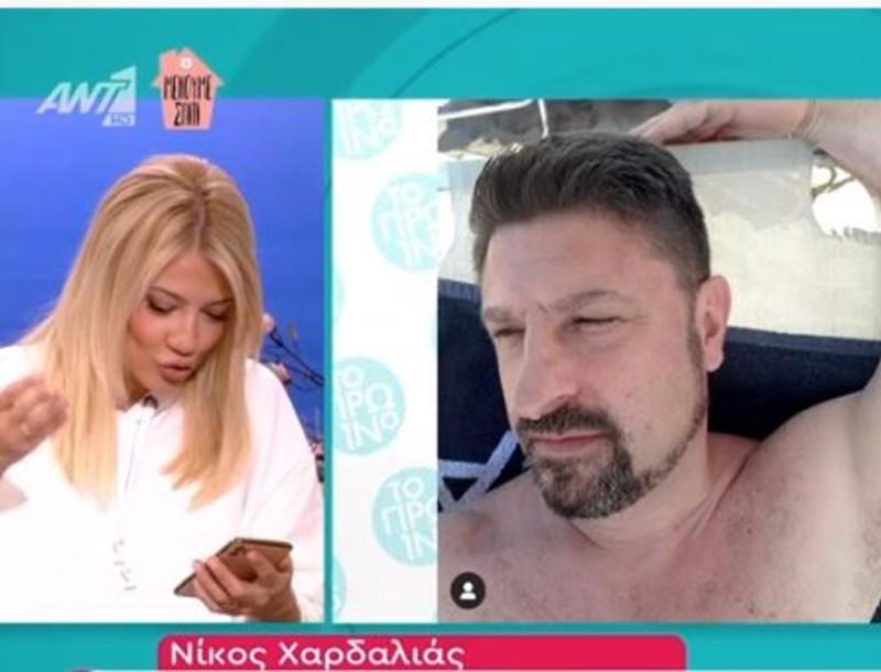 Φαίη Σκορδά: Της έστειλαν μήνυμα on air - Ποια η αντίδραση της