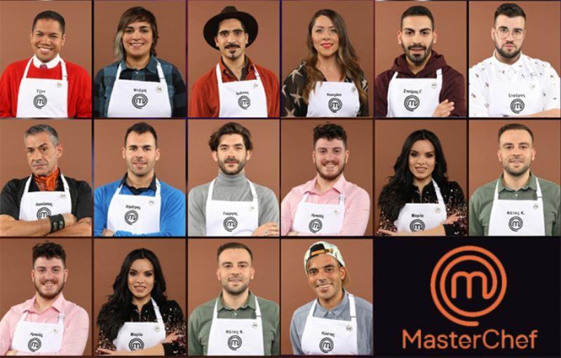 παίκτες 4ου κύκλου Masterchef