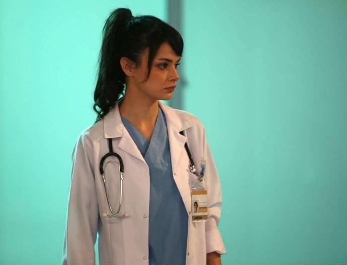 πρωταγωνίστρια σειράς ο Γιατρός