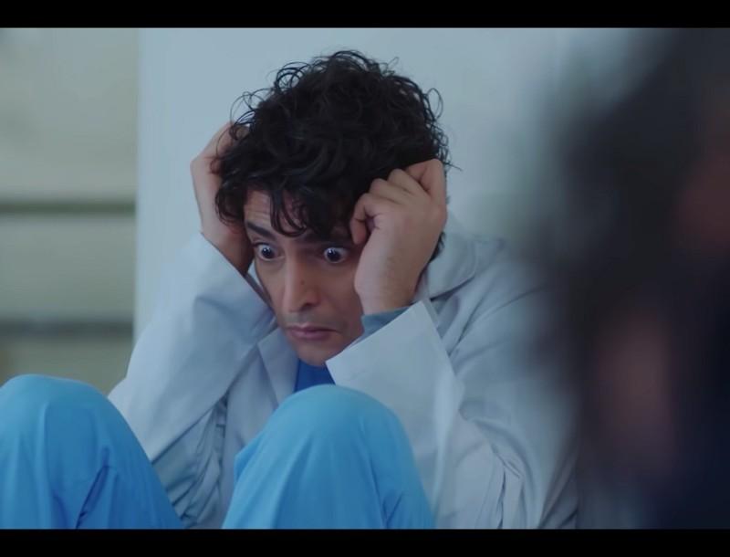 Ο Γιατρός: Ο Αλί μέσα στα αίματα - Φωτογραφίες ντοκουμέντο!