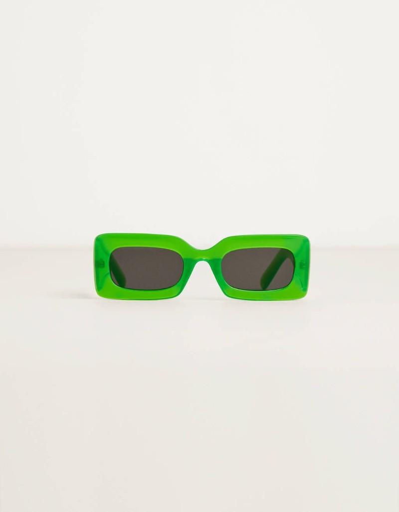 Bershka ορθογώνια γυαλιά ηλίου
