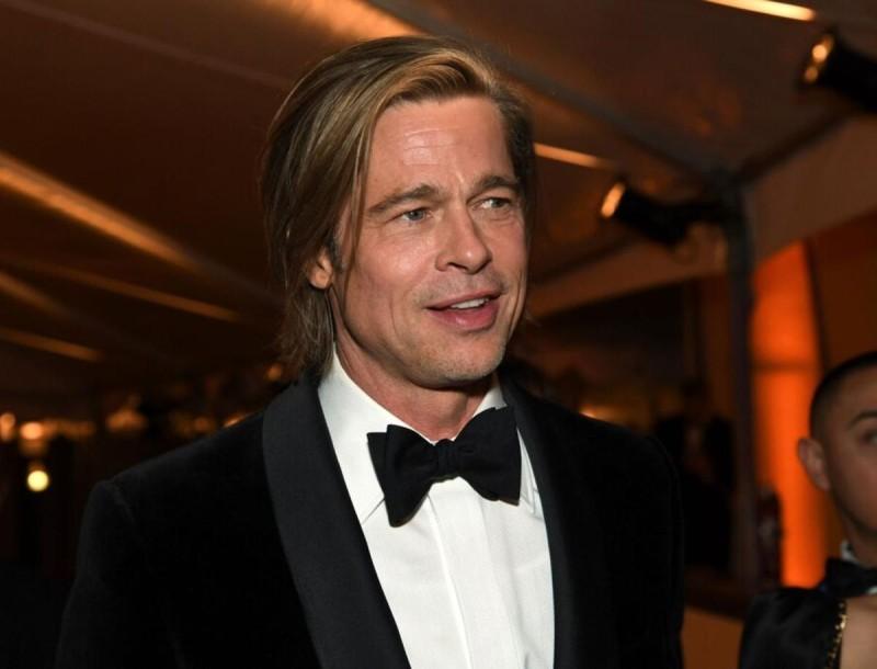 Ερωτευμένος ξανά ο Brad Pitt μετά την Angelina Jolie - Αυτή είναι η... εκλεκτή καλλονή