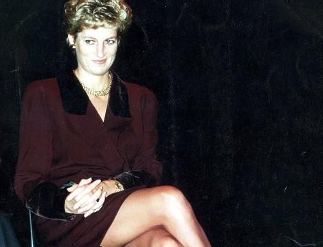 Diana: Με αυτό τον τρόπο είχε πόδια - υπερθέαμα! Το μυστικό της στην φόρα