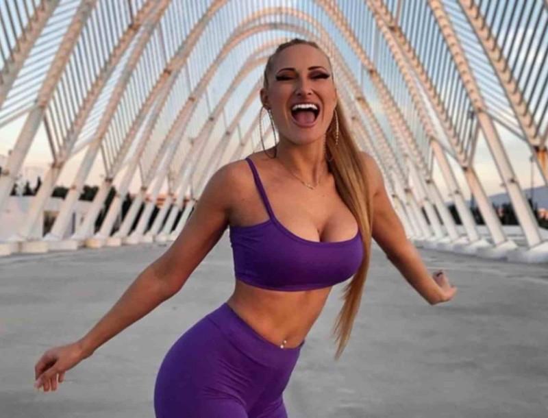 Η Ιωάννα Τούνη αποκαλύπτει τον τρόπο που διατηρεί το κορμί της fit
