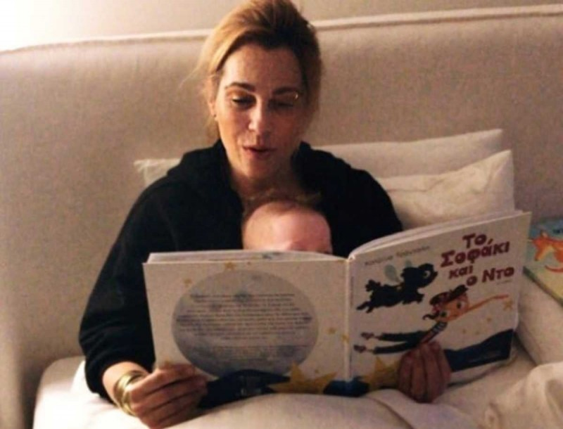 Τζένη Μπότση: Η πρώτη έξοδος με την κόρη της - Δεν φαντάζεστε τι αγόρασε