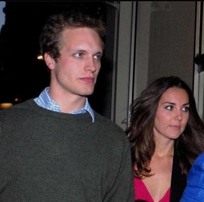Kate Middleton δεσμός