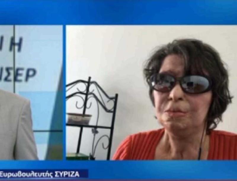 Κωνσταντίνα Κουνέβα: «Όταν το βιτριόλι μπήκε στο σώμα μου...» - Σοκάρει με την εμπειρία της από την επίθεση