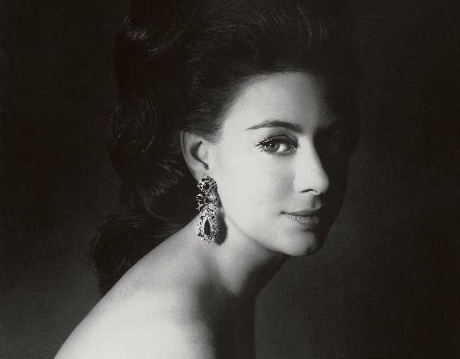 Πριγκίπισσα Μαργαρίτα γuμνό πορτρέτο