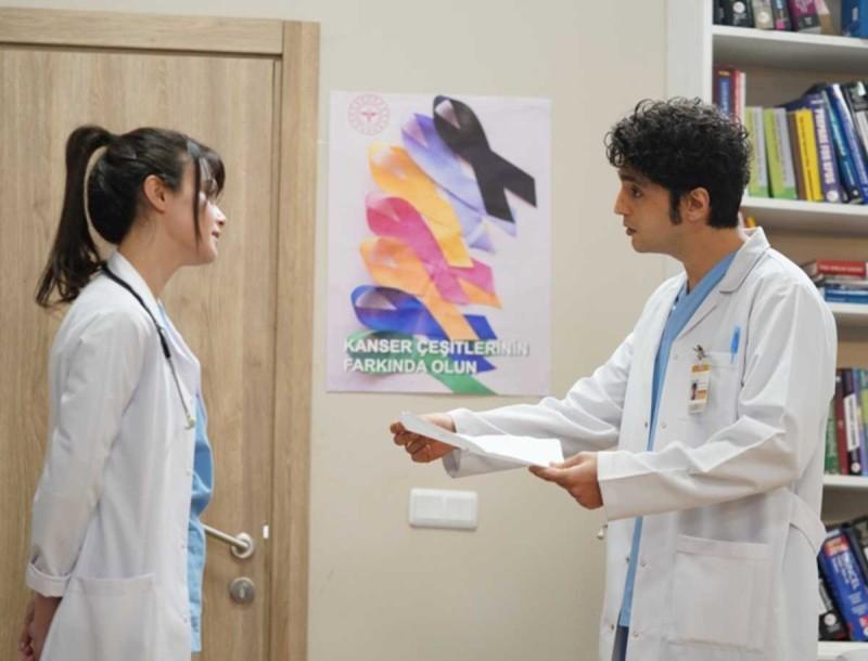 Ο Γιατρός: Ο Αλί παίρνει μία απόφαση για τη Ναζλί - Χαμός στα νέα επεισόδια (01-05/06)