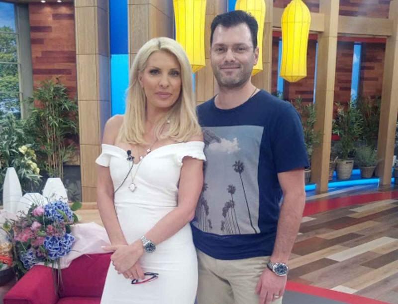Τάσος Τεργιάκης: Τα τρυφερά λόγια για την Ελένη και η κοινή φωτογραφία - «Χαίρομαι γιατί...»