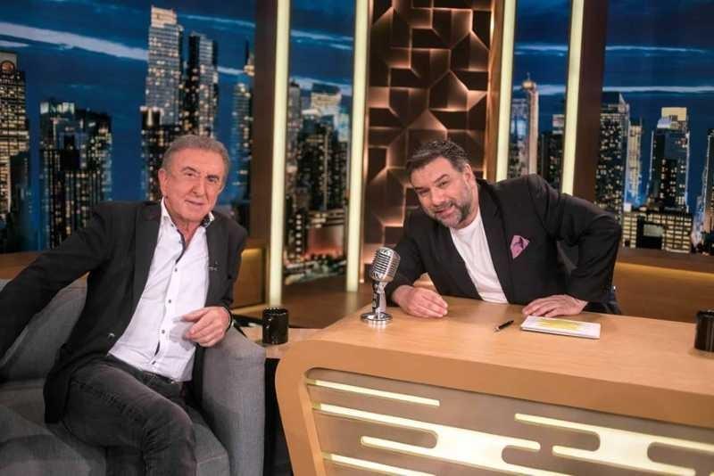 Αγρύρης Παπαργυρόπουλος The 2night show