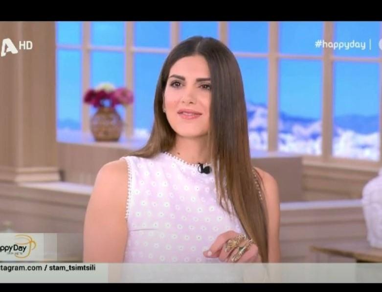 Η Σταματίνα Τσιμτσιλή ακυρώνει το ρεπορτάζ της Φαίης Σκορδά για το MasterChef