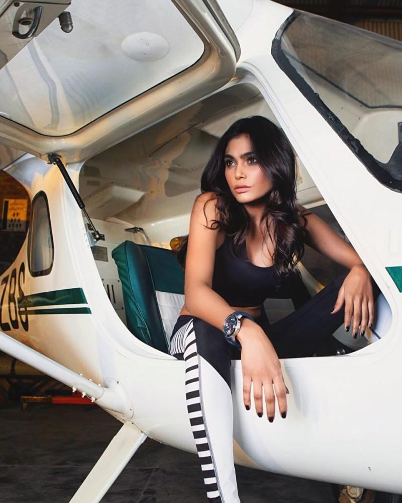 Ζάρα Αμπίντ νεκρή αεροπορική τραγωδία Πακιστάν