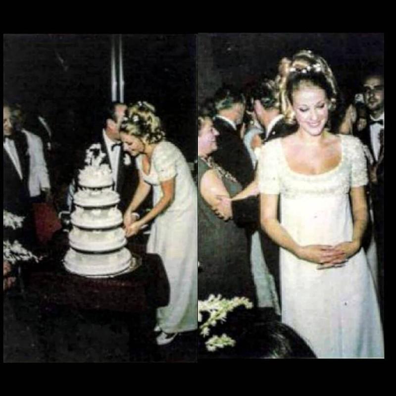 Ζωή Λάσκαρη Πέτρος Κουτουμάνος γάμος