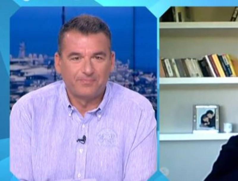 Γιώργος Λιάγκας: Απίστευτη αποκάλυψη στον ΣΚΑΙ - «Είναι παιχνίδι ότι φεύγει η...»