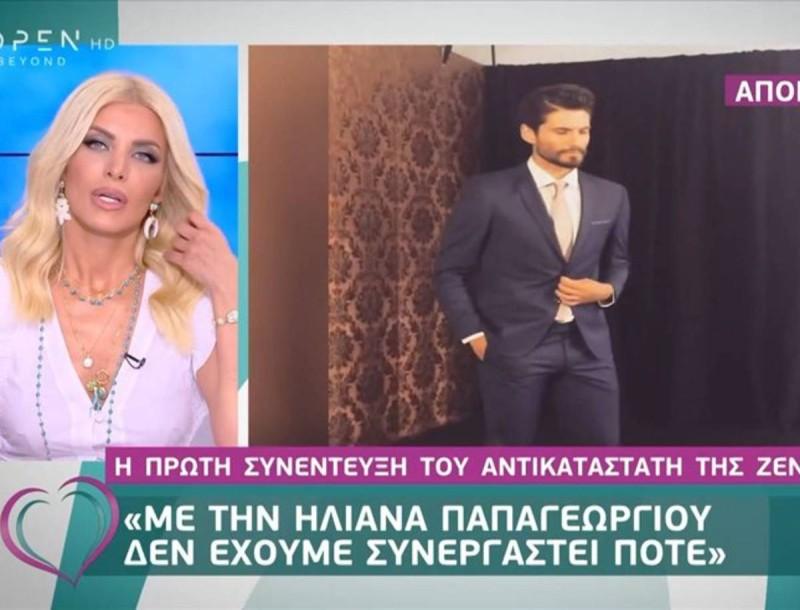 Ο Γιώργος Καράβας μιλάει για το GNTM 3 - «Την Βίκυ Καγιά εννοείται τη...»