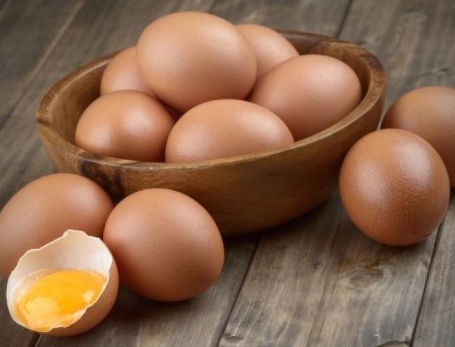μαγειρική σόδα αυγά