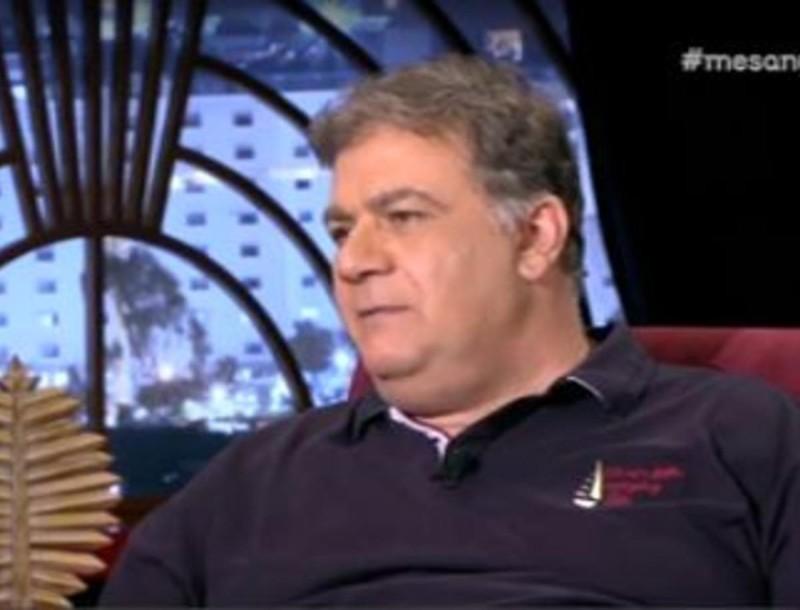 Δημήτρης Σταρόβας: Η συγκλονιστική αποκάλυψη για τα κιλά του - «Έβλεπα ότι απήγαγαν την κόρη μου και δεν...»