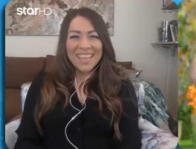 Η Κατερίνα Λένη μίλησε on air για το πρόβλημα υγείας της