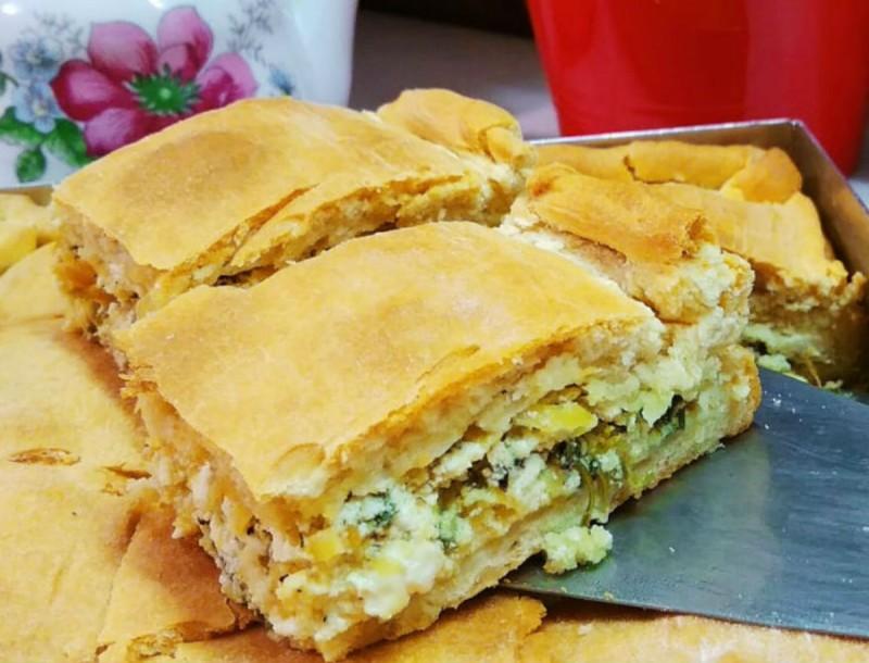 Απίστευτη κολοκυθόπιτα με κασέρι και λάδι ελιάς - Μεζές για μερακλήδες