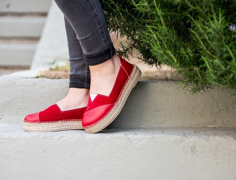 Τα πιο άνετα γυναικεία παπούτσια είναι ελληνικά!