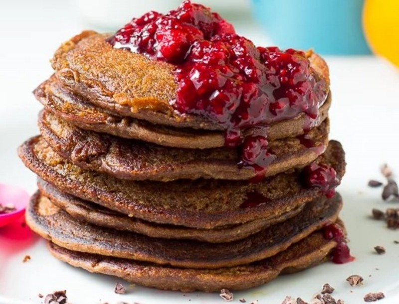 συνταγές για pancakes