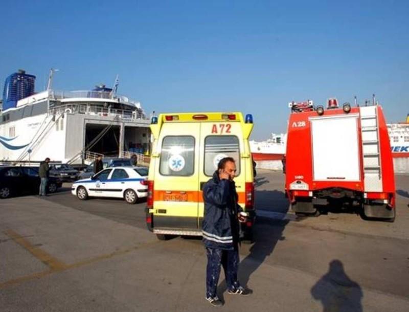 Τραγικός θάνατος στον Πειραιά - Τον χτύπησε το ρεύμα και πέθανε