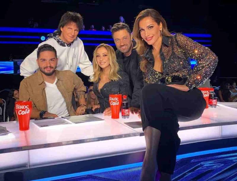 Αποκάλυψη από κριτή του X-Factor - «Πήγα στην επιτροπή υπηρεσιακά»