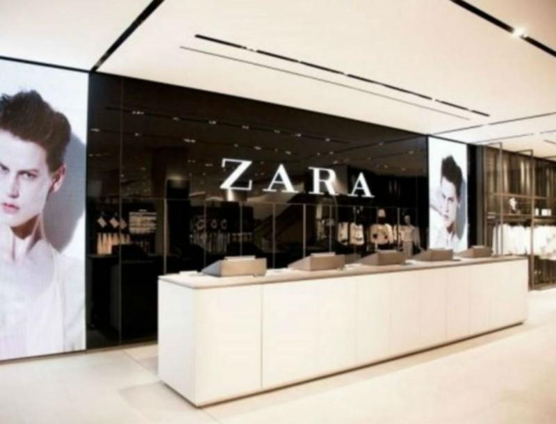 Το φόρεμα των Zara που δεν χρειάζεται σίδερο - Το πλένεις, το φοράς και φεύγεις