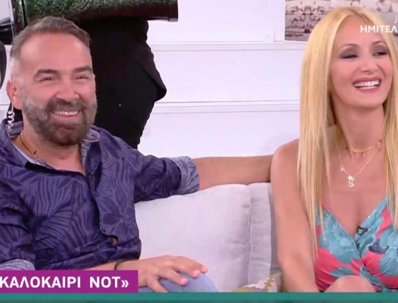 Καλοκαίρι #NOT: Έδινε συνέντευξη και αποκάλυψε πως παντρεύεται!