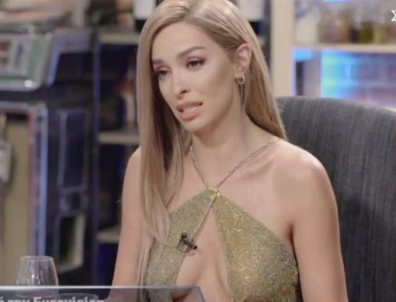 Eurovision: Οι δύσκολες ώρες που πέρασε η Ελένη Φουρέιρα - «Έτρωγα μια φορά τη μέρα γιατί...»