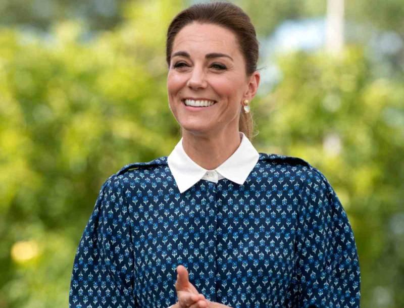 Kate Middleton: Στο νοσοκομείο χωρίς μάσκα - Δίπλα της ο William