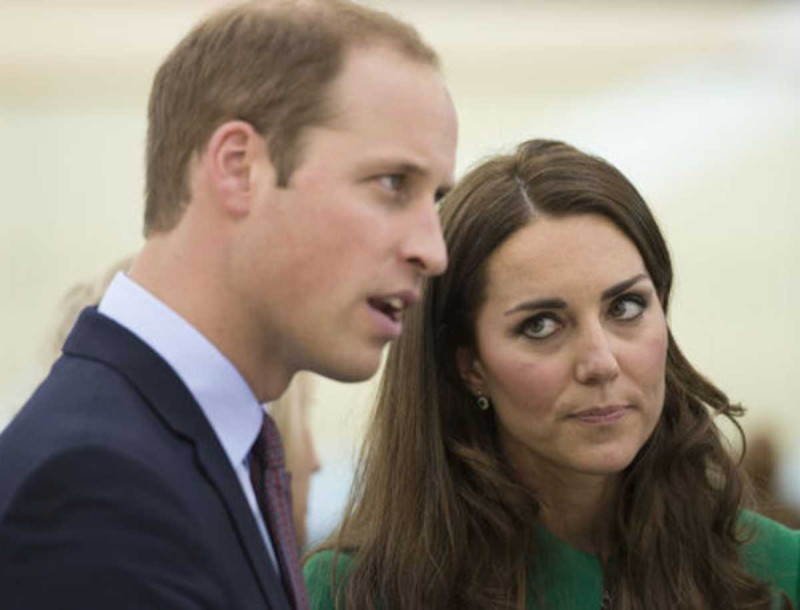 Ενοχλημένη η Kate Middleton με αυτό που συνέβη στο Buckingham