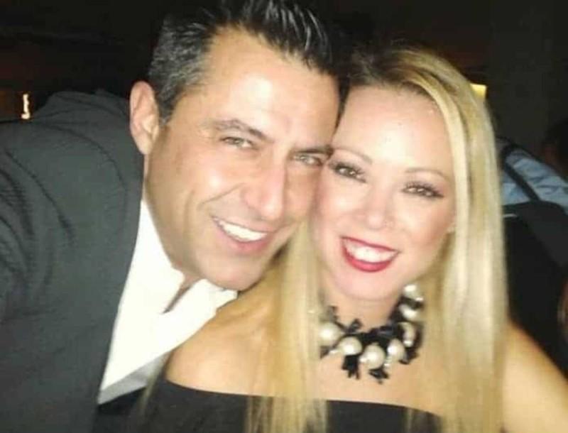 Κωνσταντίνος Αγγελίδης: Χαμόγελα ευτυχίας για τη σύζυγό του - Η κοινή φωτογραφία που δημοσίευσε