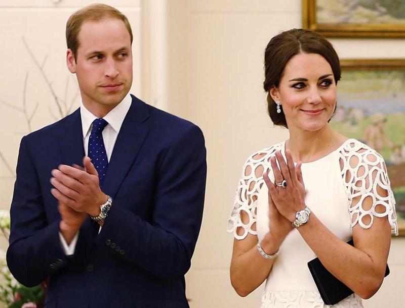 Ανατροπή με την Kate Middleton στο Buckingham