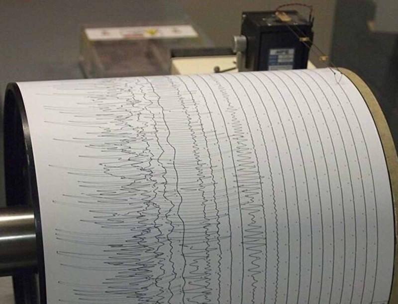 Σεισμός 4,8 Ρίχτερ - Που