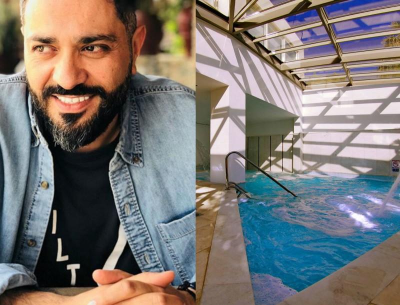 Λευτέρης Σουλτάτος: Αυτό είναι το ξενοδοχείο που δουλεύει στην Κρήτη - Απίστευτες φωτογραφίες από τα δωμάτια