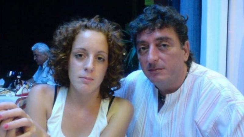 Σπυριδούλα Καραμπουτάκη πατέρας νεκρός