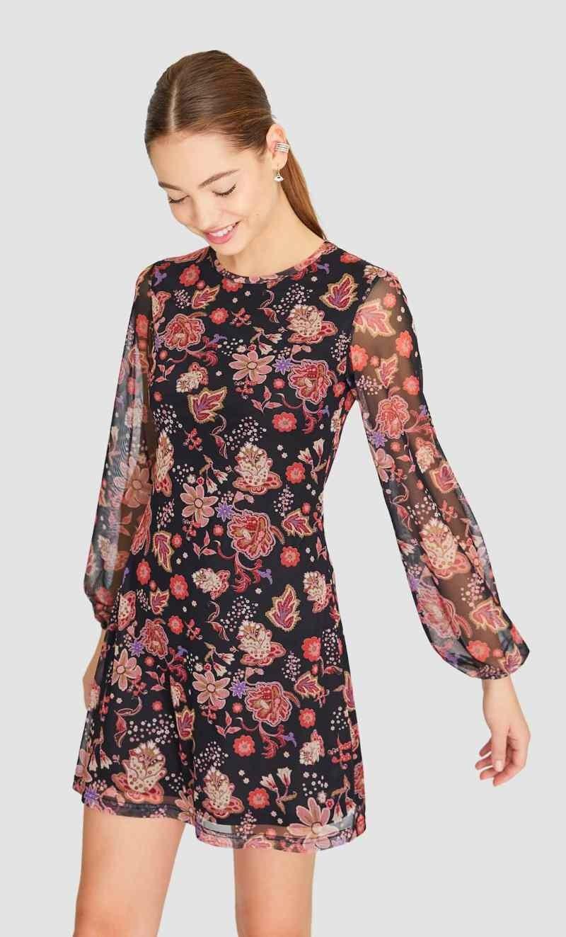 Φλοράλ Φόρεμα Stradivarius