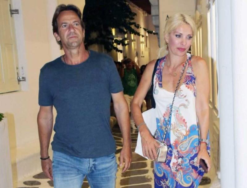 Ματέο Παντζόπουλος - Ελένη Μενεγάκη: Έφυγαν από το σπίτι τους στην Άνδρο - Τι συνέβη;