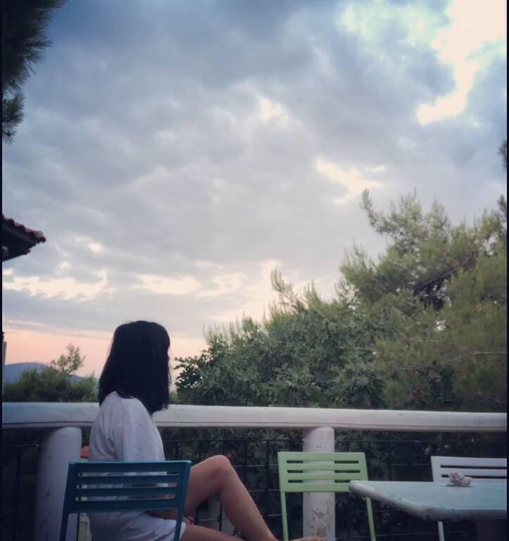 Αθηναΐς Νέγκα Χωρίς Μακιγιάζ Instagram